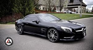 2014 Mercedes-Benz SL550 by Brabus and Inspired Autosport